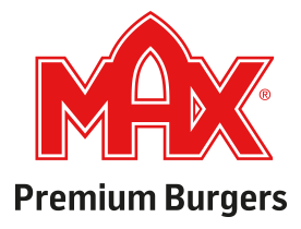 Logo Max Premium Burgers