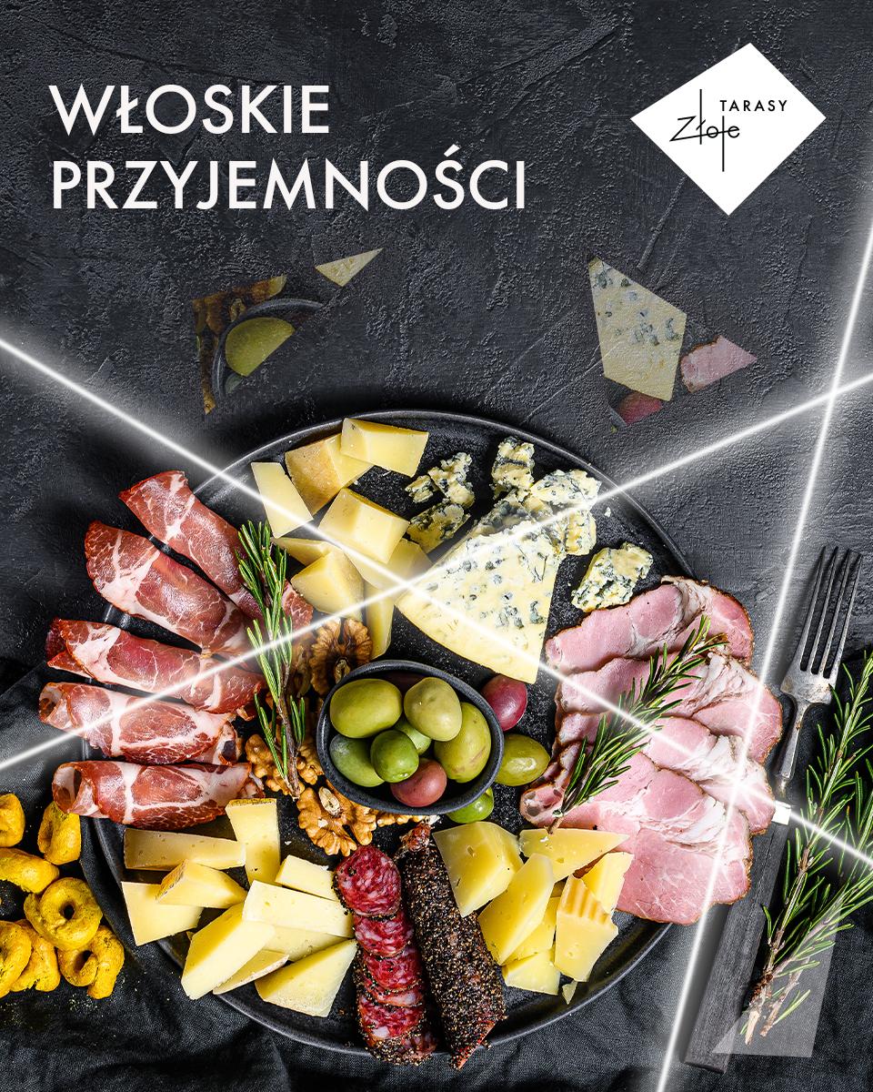 <p>Drodzy Klienci Jeśli jesteście fanami włoskiej kuchni oraz pysznych antipasti, mamy dla Was nie lada gratkę. Do 13 marca na poziomie 1 (przy fontannie), na wyjątkowym stoisku Gusto &amp; Buon Gusto Italian Market możecie kupić m.in. klasyczne oliwki, suszone pomidory, oliwę z oliwek, szynkę parmeńską prosto z Sycylii, oryginalne sery Grana Padano i Gorgonzola i [&hellip;]</p>