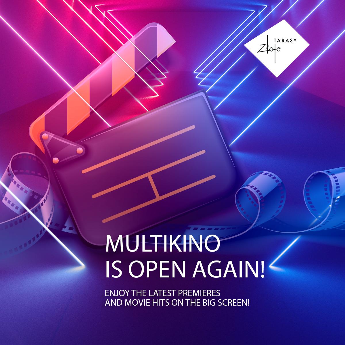 <p>Multikino jako pierwsza sieć kinowa otwiera swoje multipleksy! W piątek 19 czerwca w wybranych kinach sieci Multikino odbyły się pierwsze seanse filmowe. Przyjemny i bezproblemowy udział w projekcji filmów zapewni przygotowane zaplecze sanitarne. Widzowie mogą znów oglądać na wielkim ekranie premiery filmowe, produkcje, które były w repertuarze na początku 2020 roku oraz hity ostatnich lat. [&hellip;]</p>