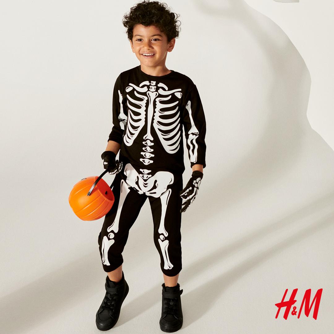 Halloweenowe przebrania dla Twojego dziecka w H&M